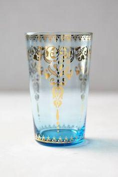 Palace Trellis Glass....I need morrocan tea glasses soooon I'll be purchasing them!
