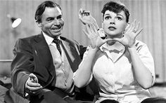 James Mason and Judy Garland in A Star Is Born (1954)