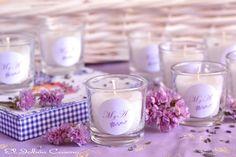 detalles de boda velas aromaticas