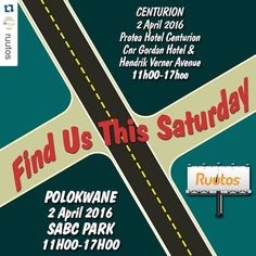 #Repost @ruutos with @repostapp.  This Saturday Pretoria  Midrand Centurion  Polokwane  Limpopo  Meet The Ruutos Holistic Hair Specialist In Your City . Don't Miss Out !!!!!!! Come Learn How To Properly Pamper Your Hair  Grow Your Hair The Holistic Way  & Live A Healthy Happy Life . SEE YOU THERE. #Popup #haircare #hairhelp #hairline #hairtips #holistic #healthyhair #healthyedges #healthycrown #healthyscalp #naturalhair #naturalproducts #hairseminar #haireducation #pretoria #centurion…