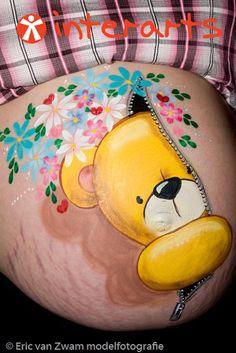 Pintura de barrigas