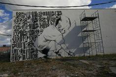 Retna & El Mac #elmac #retna #streetart