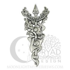 """- ODIN Warrior NORSE WOLF Pendant - BATTLE Pelt SPEAR Rune Pendant. - Handcrafted in .925 Sterling Silver. - The runes say: """"Úlfhéðnar """". It is a symbol or the Norse Warriors like the Berserkers or Be"""