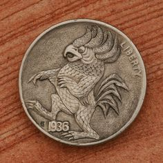 37 Awesome Hobo Nickels - Pop Culture Gallery