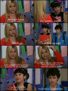 Poor Gordo. He spent way too much time with girls.
