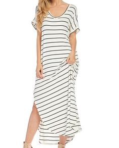 Nothing but Stripes Maxi (3 Colors)