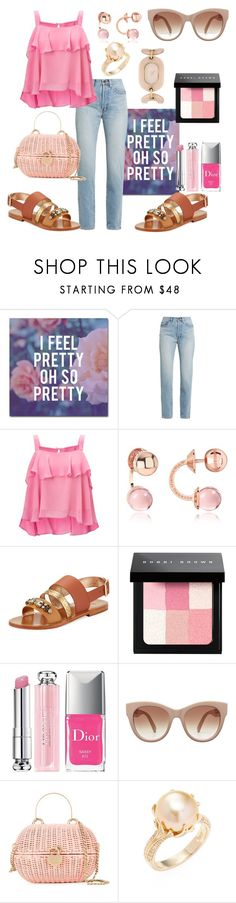 """""""Untitled #655"""" by mamatoodie-1 ❤ liked on Polyvore featuring Trademark Fine Art, Yves Saint Laurent, Miss Selfridge, Rebecca, Sanchita, Bobbi Brown Cosmetics, Christian Dior, Chanel, Effy Jewelry and Anne Klein"""