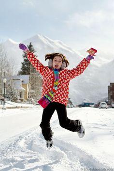 Winter in Telluride, Colorado | FamilyFreshCooking.com #travel