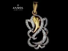 Holy Symbol, Jewelry Accessories, Jewelry Design, Gold Pendants, Ganesh, Diamond Pendant, Brooch, Symbols, Necklaces