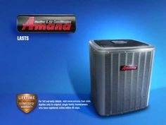 Amana Air Conditioners - Available from AirZone (+playlist)