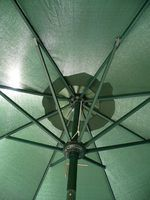 How To Dye A Faded Patio Umbrella