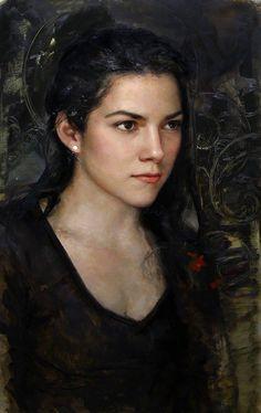 Cesar Santos painting