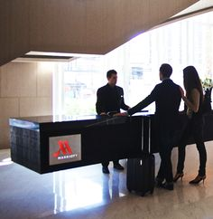 Our Innovations Check-in App - Marriott Travel Brilliantly