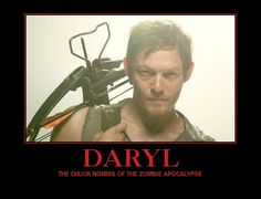 Daryl is the sexiest redneck I've seen in a while lol.