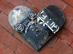 Image result for skate heart