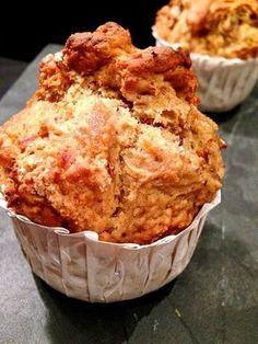 muffin orange datte