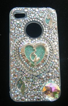 Baby Phat bling iphone case