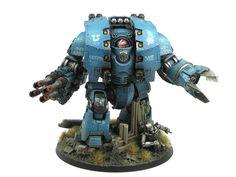 Imperial Knight, Warhammer 40000, Emperor, Knights, Gothic, Miniatures, Dioramas, Sculptures, Goth