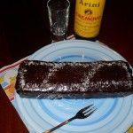il mio plumcake al cocco e cioccolato !!!!!!!!!!!!!!!