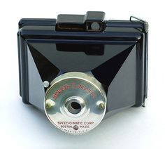 The Speed-O-Matic is an instant-picture camera, manufactured in 1948 by the Speed-O-Matic Corporation of Boston.