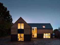 Malthouse Hopyard - InsideOut - London Architects