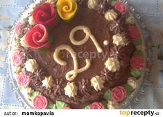 Bratr také ode mě něco dostal Birthday Cake, Food, Birthday Cakes, Essen, Meals, Yemek, Cake Birthday, Eten