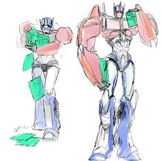 Orion Pax/Optimus Prime