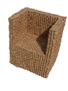 Check out the deal on Champagne Cork Chair at Eco First Art