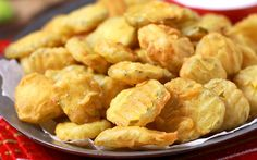 10 Copycat Recipes. (Fried Pickles, Cheddar Bay Biscuits, Wendy's Chili, Cinnabon Cinnamon Roll, Cracker Barrel Hash Brown Casserole)