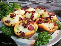 Cheesy Bacon and Potato Cups Recipe