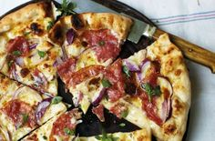 Gennaro Contaldo's alpine pizza recipe - goodtoknow