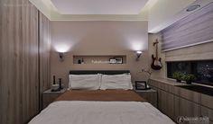 Stylish décor, luxury bedroom 2015