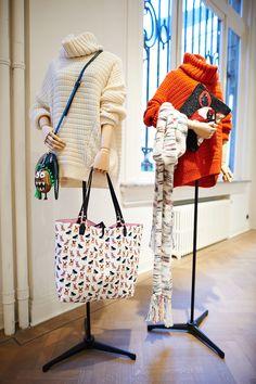 Preco FW15 collection - Essentiel Antwerp