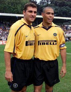 Vieri & Ronaldo