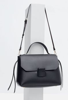 c56f59badd38 Zara - Minimal city bag