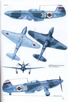 JAK - 9P Ww2 Fighter Planes, Ww2 Planes, Fighter Aircraft, Fighter Jets, Ww2 Aircraft, Military Aircraft, Heroes And Generals, Russian Plane, Supermarine Spitfire