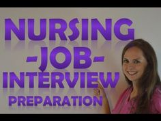 How to Prepare for Your Nursing Job Interview | Nurse Interview Tips | work at home job tips - WATCH VIDEO here -> http://makeextramoneyonline.org/how-to-prepare-for-your-nursing-job-interview-nurse-interview-tips-work-at-home-job-tips/ - work at home job tips How to Prepare for Nursing Job Interview: This video will give you tips on how to prepare for your job interview as a nurse. It also discusses what to wear to your job interview, what to bring to your interview, and