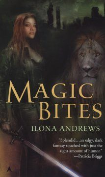 Book 1 of Illona Andrews' Kate Daniels series. This urban fantasy mixes magic, technology, and romance.