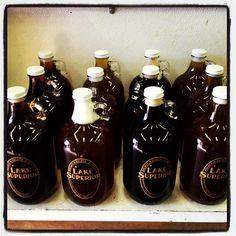 Lake Superior Brewing Co. in Duluth, MN lakesuperiorbrewing.com /// TAP ROOM -- Fri: 4-8pm / Sat: 1-6pm