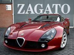 definemotorsports: Zagato / Alfa Romeo TZ 3 Stradale – Al … - Best Luxury Cars Maserati Biturbo, Alfa Romeo Junior, Alfa Romeo Cars, Ferrari, Lamborghini, Aston Martin Vantage, Sexy Cars, Hot Cars, Alfa Romeo Giulietta