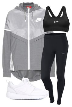 """""""Nike """" by aadrianamariee on Polyvore featuring NIKE"""