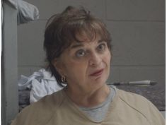 """Here we have another dedication to a minor character that really doesn't get enough love—or show time – Lin Tucci as Anita DeMarco appears consistently throughout both seasons of """"Orange Is The New Black"""", but she never really…"""