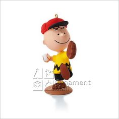 2013 Peanuts Monthly Series 11th Charlie's Favorite Pastime (SDB)