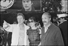 Emotions et polémiques au Festival de Cannes : Isabelle Adjani et Jean Becker présentent le film L'été meurtrier en 1983