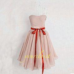 #Cute elegant lace strapless #prom #dress, #handmade #vintage #bridesmaid #fashion #summer #coniefox #2016prom