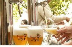 Un pipeline de bière sous Bruges, une première mondiale