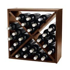 Wine Enthusiast Companies 24 Bottle Wine Rack | AllModern