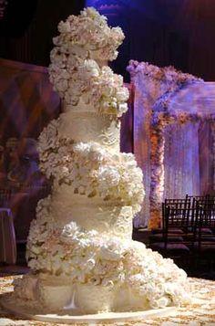 Sylvia Weinstock...love her cakes
