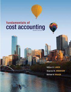 Solution manual download only for managerial accounting fundamentals of cost accounting lanen anderson maher 4th edition solutions manual fandeluxe Gallery