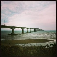 Prince Edward Island - Confederation Bridge
